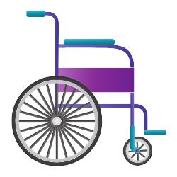 Rollstuhl im Hilfsmittelverzeichnis