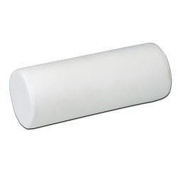Wissen: Lagerungshilfe - weiße Kissenrolle