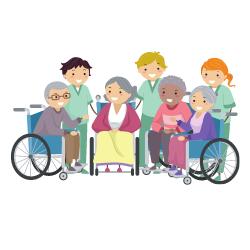 Pflegeleistungen bei stationärer Pflege