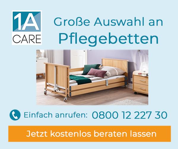 Pflegebett 1ACare
