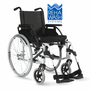 Breezy UniX², Rollstuhl