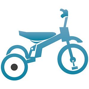 Zweirad für Kinder