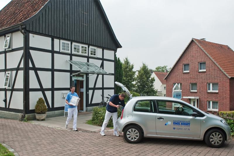 Sanitätshaus Kraft - Bad Sassendorf