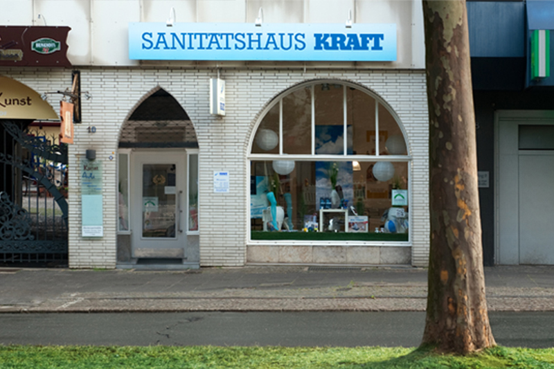 Sanitätshaus Kraft - Bochum