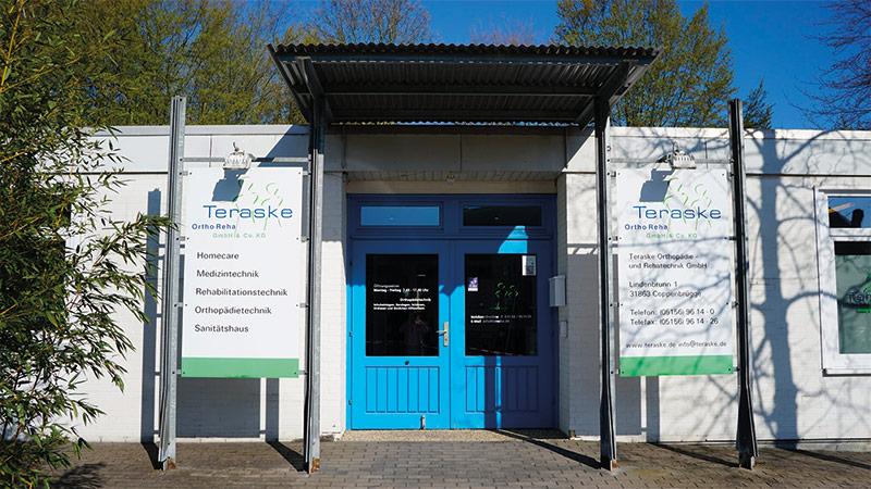 Sanitätshaus Teraske Coppenbrügge