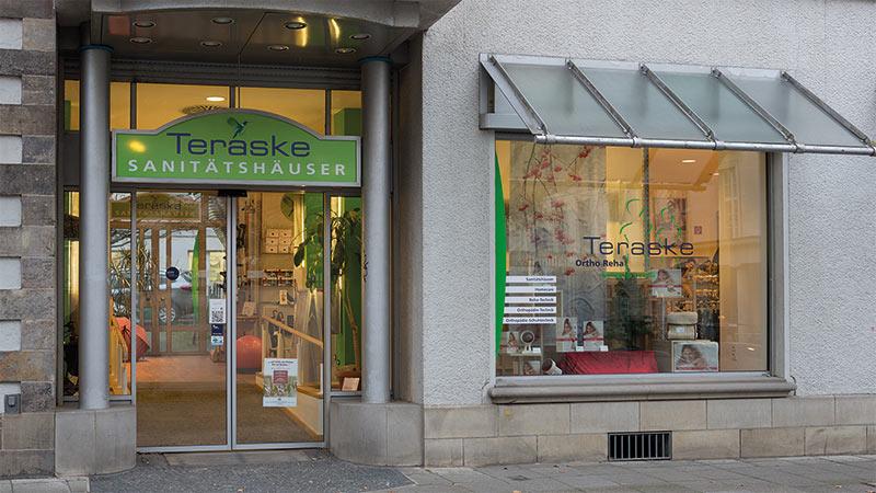 Sanitätshaus Teraske Leinstraße