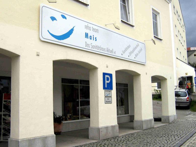 reha team Mais Das Sanitätshaus Aktuell eK WALDKIRCHEN